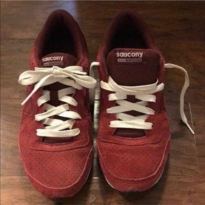 Madewell by Saucony DXN Trainer, tennis shoe